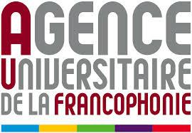 Logo de l'agence Universitaire de la francophonie